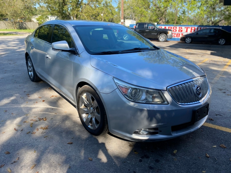 Buick LaCrosse 2010 price $8,999
