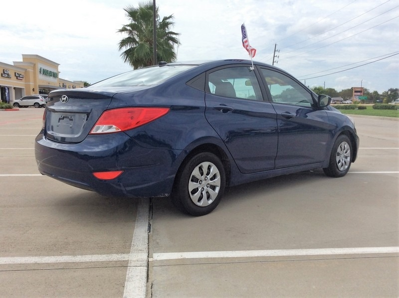 Hyundai Accent 2015 price $5,995