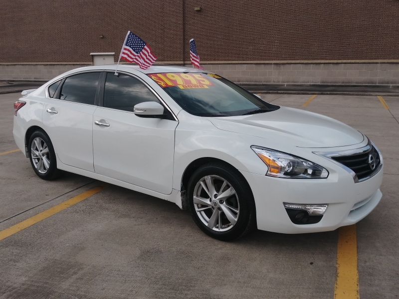 Nissan Altima 2015 price $7,745