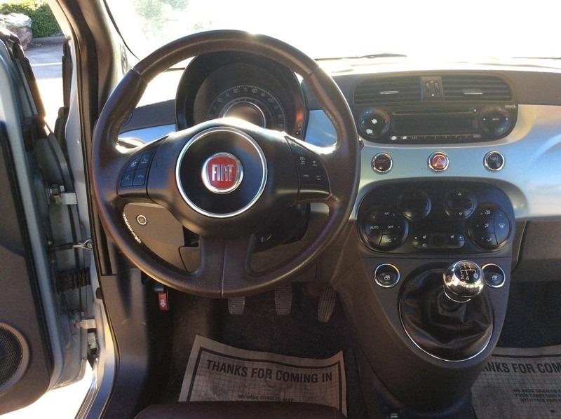 Fiat 500 2013 price $4,995