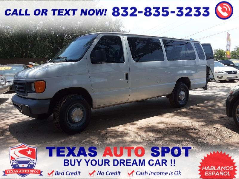 Ford Econoline Wagon 2006 price $6,995