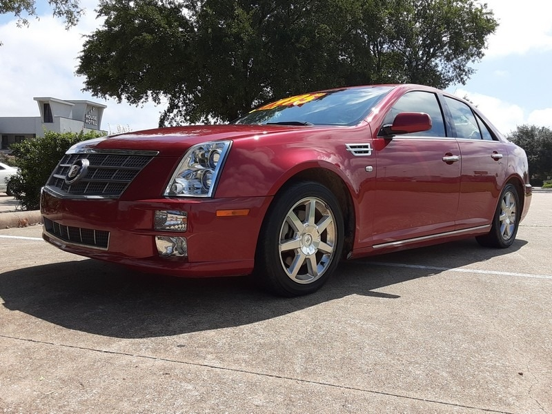 Cadillac STS 2011 price $6,995