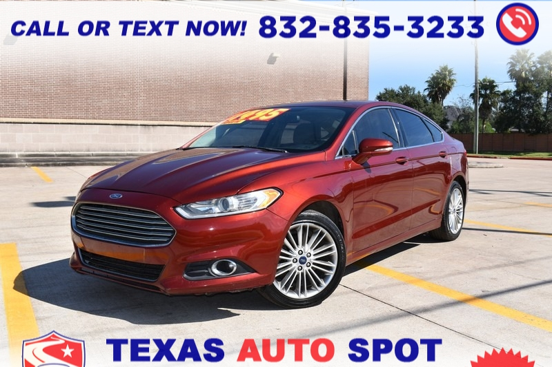 Ford Fusion 2014 price $6,995