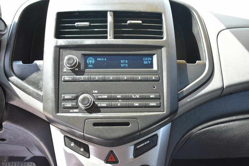 Chevrolet Sonic 2013 price $5,745