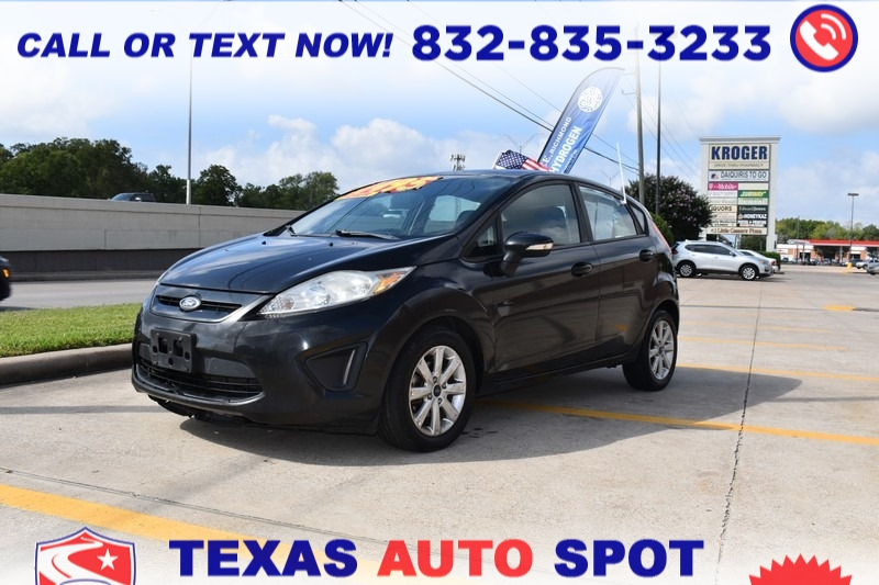 Ford Fiesta 2013 price $4,495