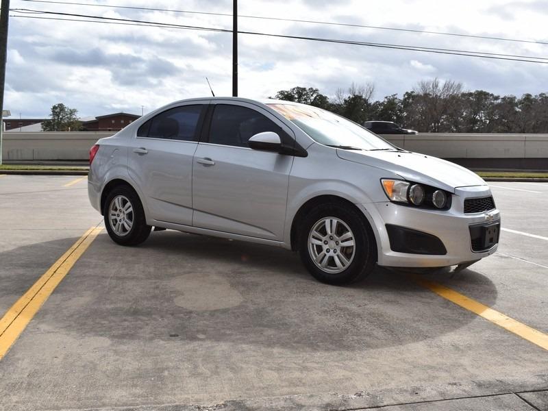 Chevrolet Sonic 2013 price $5,245