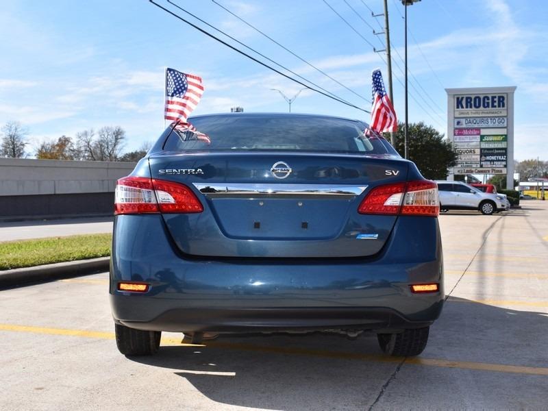 Nissan Sentra 2013 price $5,745
