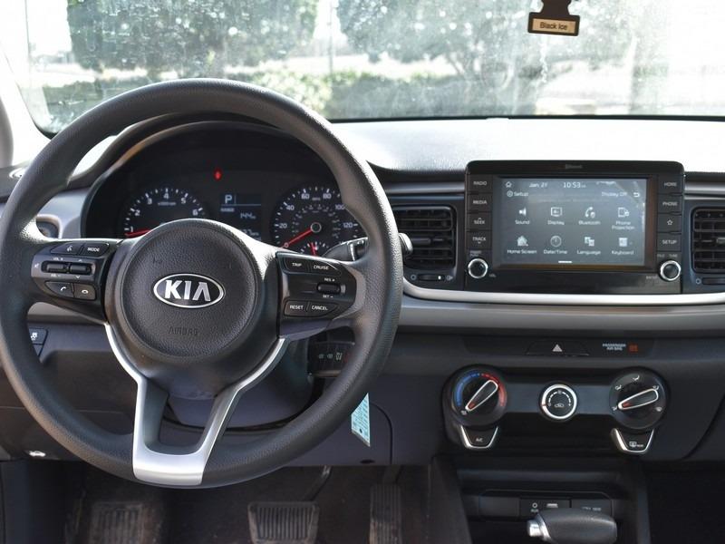 Kia Rio 2019 price $11,495