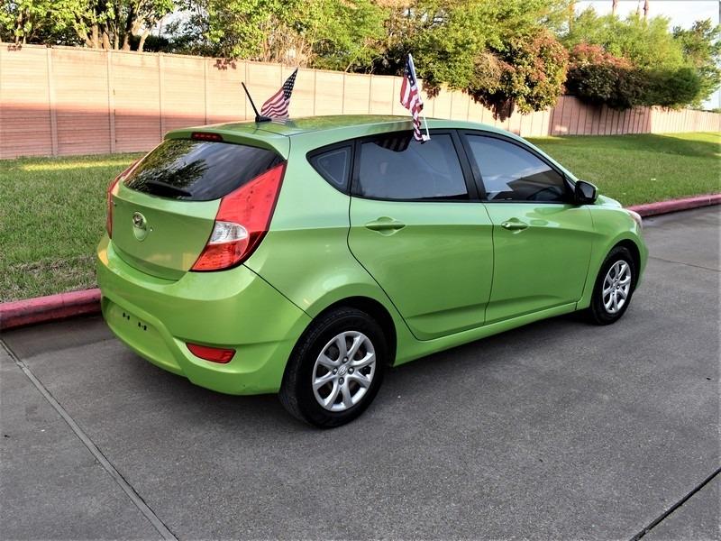 Hyundai Accent 2013 price $5,745