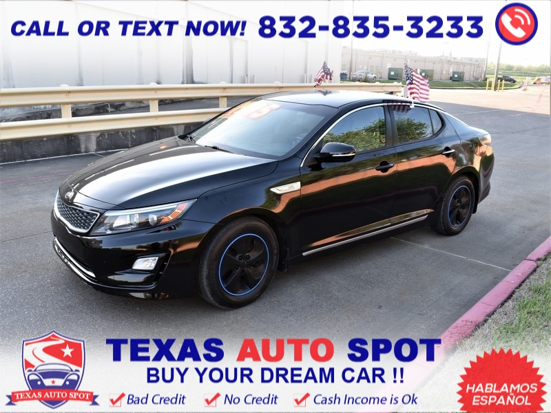 Kia Optima Hybrid 2014 price $7,995
