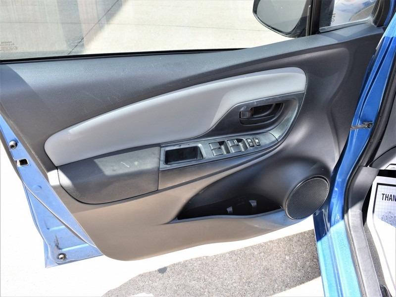 Toyota Yaris 2016 price $8,995