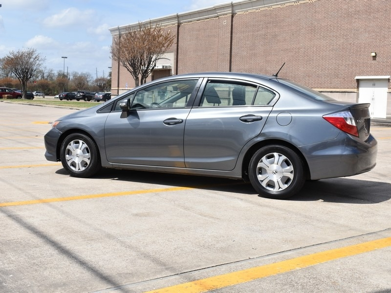 Honda Civic Hybrid 2012 price $6,995