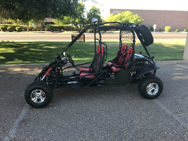 Other Makes 200cc 4 Seat Go kart 2018 price $3,300
