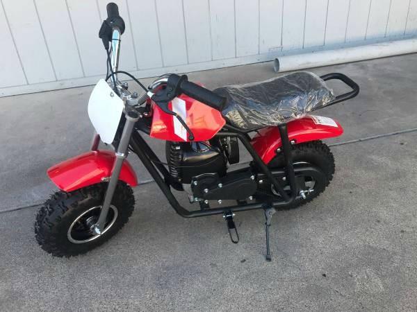 40cc Monster Mini Bike  2018 price $380