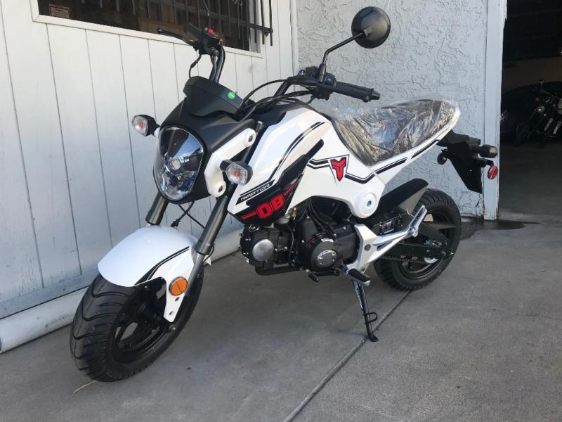 Tao Tao 125cc Hellcat 2019 price $1,600