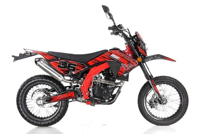Dirt Bike Apollo Enduro 250cc 2020 price $2,000