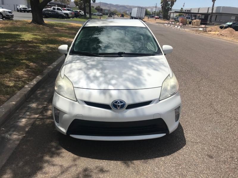Toyota Prius 2012 price $8,000