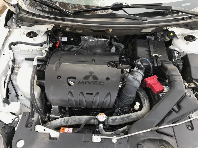 Mitsubishi Lancer 2016 price $6,000
