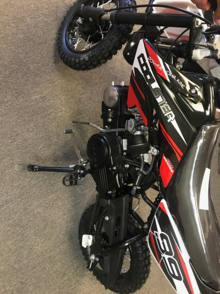 Dirt Bike Coolster 70cc 2020 price $800