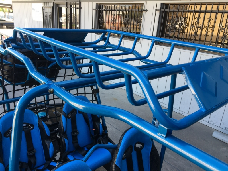 Go kart DFmoto Advantage 4 Seat 2020 price $3,800