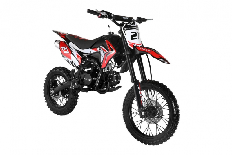 Dirt Bike Coolster M125 2020 price $1,200