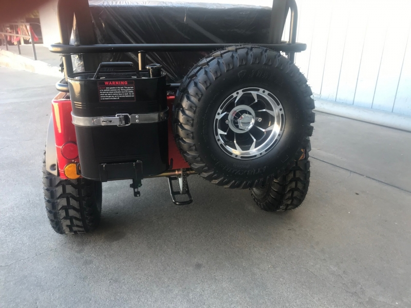 Go Kart Coolster Mini Jeep 2021 price $2,900