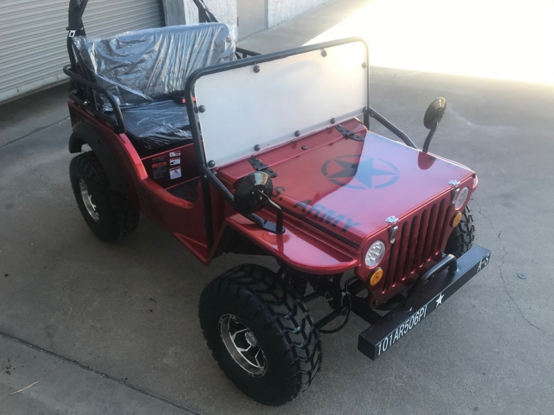Go Kart Coolster Challenger Mini Jeep 2021 price $2,600
