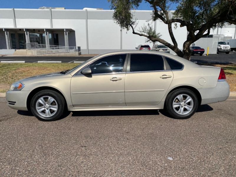 Chevrolet Impala 2012 price $5,800