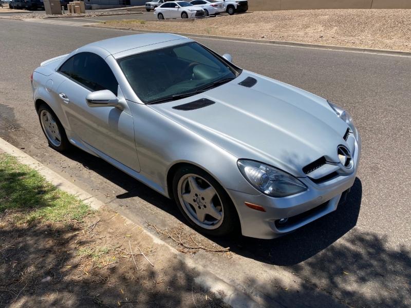 Mercedes-Benz SLK-Class 2011 price $15,000