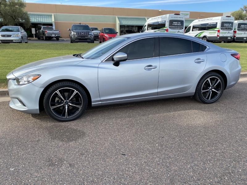 Mazda Mazda6 2016 price $15,000