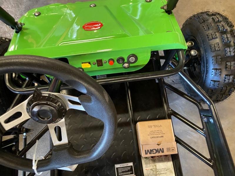 Go kart Coolster 125 2021 price $1,900
