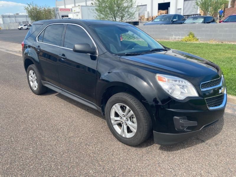 Chevrolet Equinox 2014 price $9,900