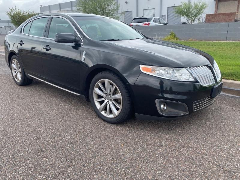 Lincoln MKS 2012 price $9,900