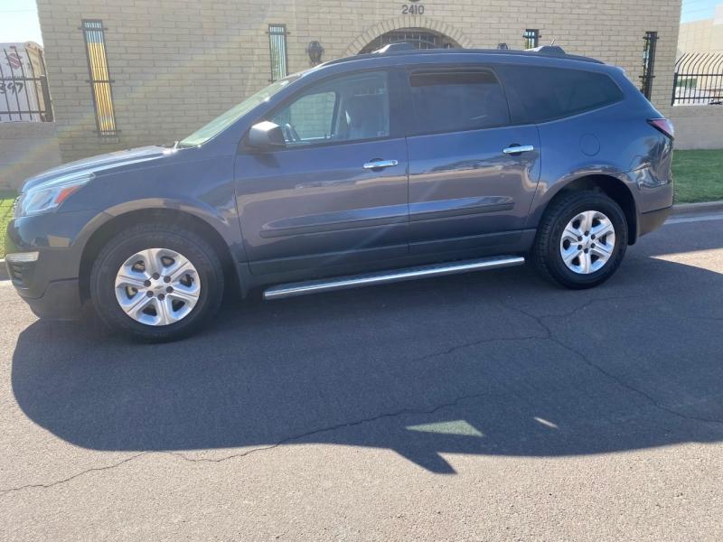Chevrolet Traverse 2014 price $10,000