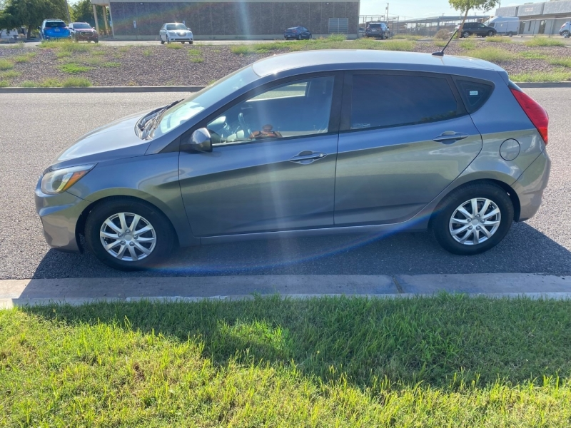 Hyundai Accent 2017 price $9,000