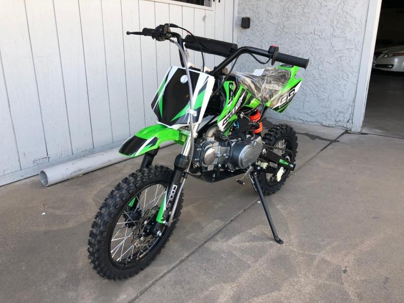 Dirt Bike Coolster 2020 price $1,000