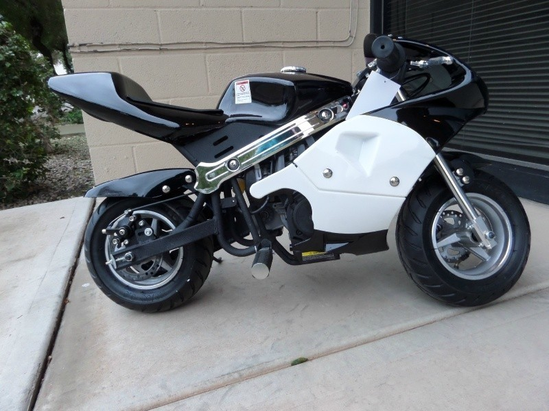 - Moto X Mini Pocket Bike 2019 price $350