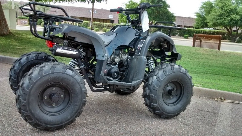 Other Makes ATV 125 Deluxe 2019 price $1,000
