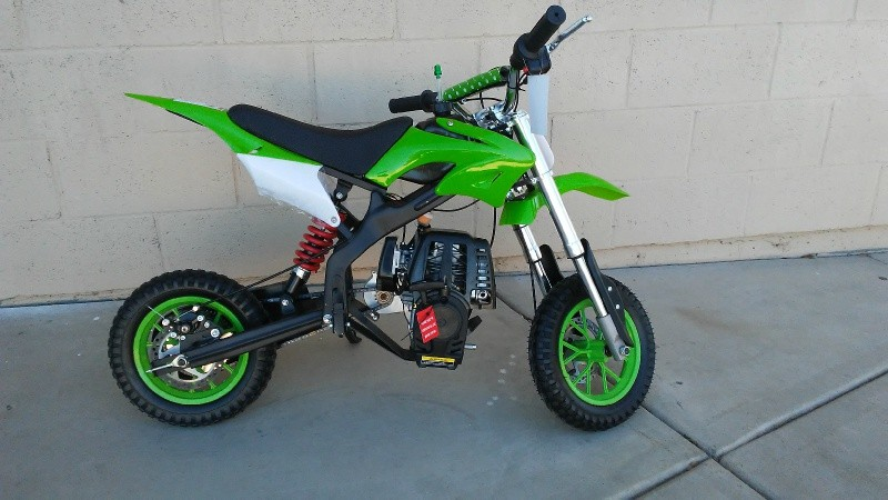 - 40cc Sportster Mini Dirt Bike 2019 price $380