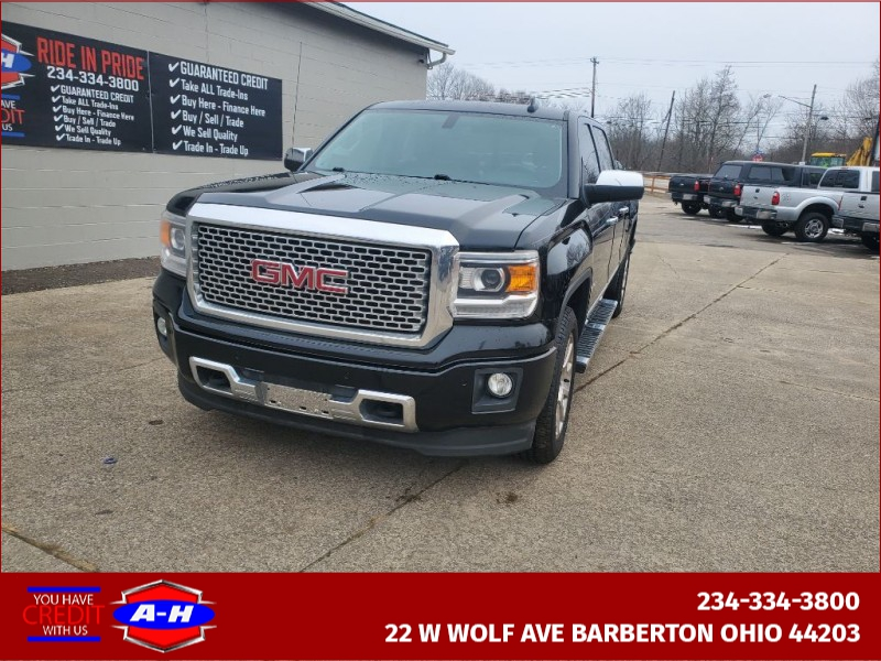 GMC SIERRA 1500 2015 price $26,999