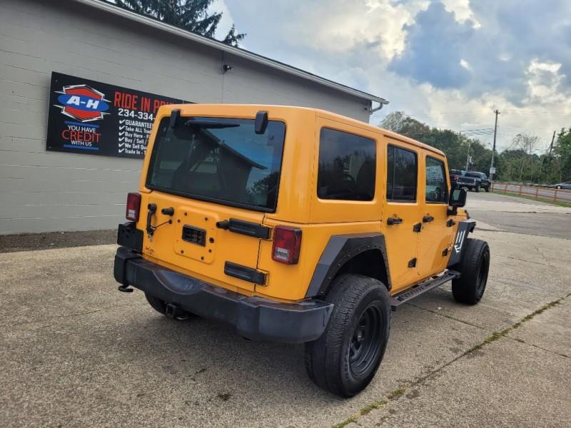Jeep WRANGLER UNLIMI 2012 price $19,999