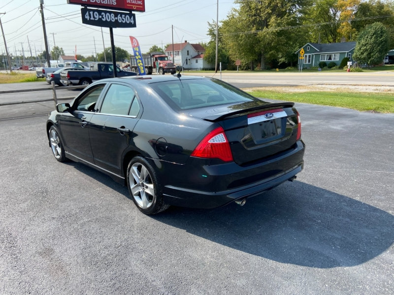 Ford Fusion 2010 price $7,499