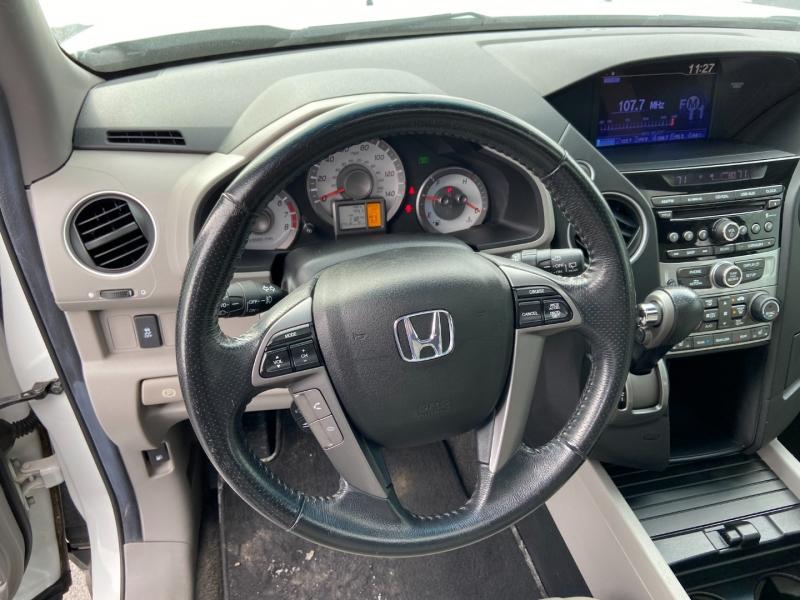 Honda Pilot 2012 price $12,499