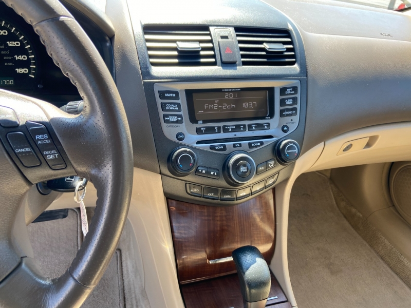 Honda Accord Sdn 2007 price $6,250