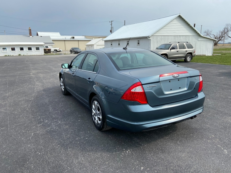 Ford Fusion 2011 price $7,499