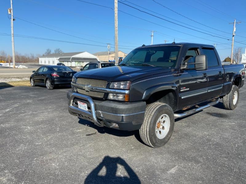 Chevrolet Silverado 2500HD 2003 price $11,899