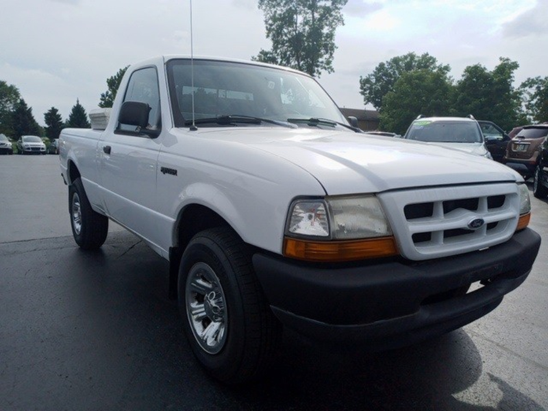 Ford Ranger 2000 price $4,978