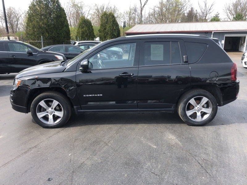 Jeep Compass 2017 price $12,995