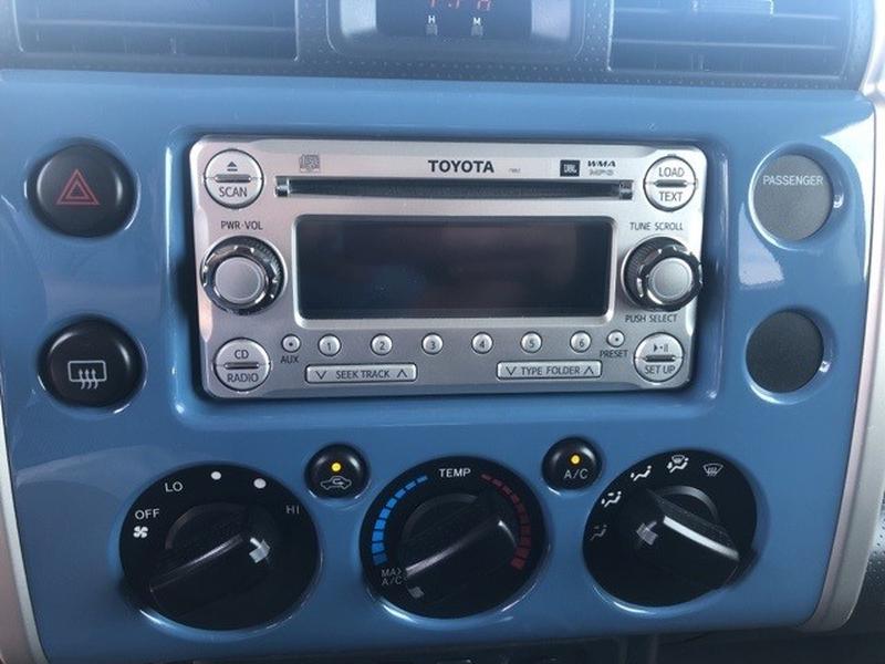 Toyota FJ Cruiser 2011 price $17,388