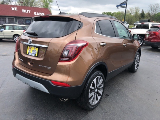Buick Encore 2017 price $18,989